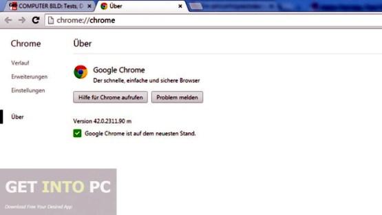 Google Chrome 43 Enterprise Direct Link Download