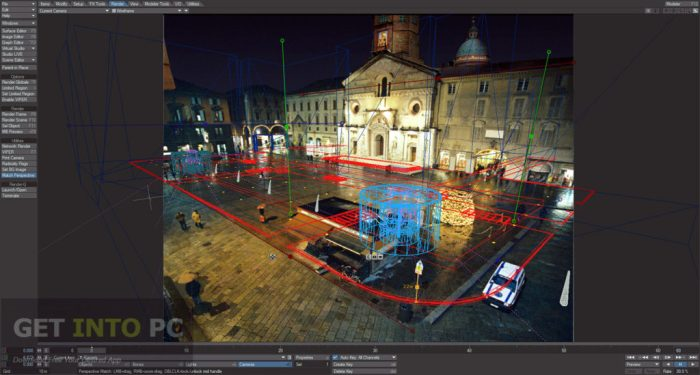 NewTek LightWave 3D 2015 Free Download