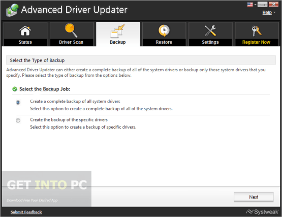 Advanced Driver Updater 2020 Direct Link Download
