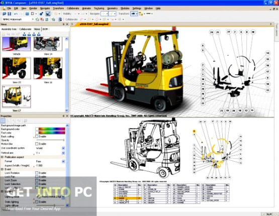 3DVIA Composer 6R2011 Latest Version Download