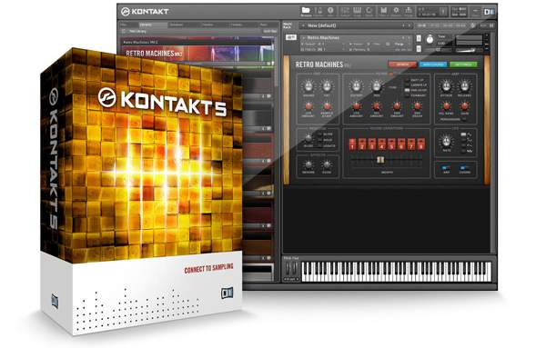 Native Instruments Kontakt 5 v5.5.0 Free Download