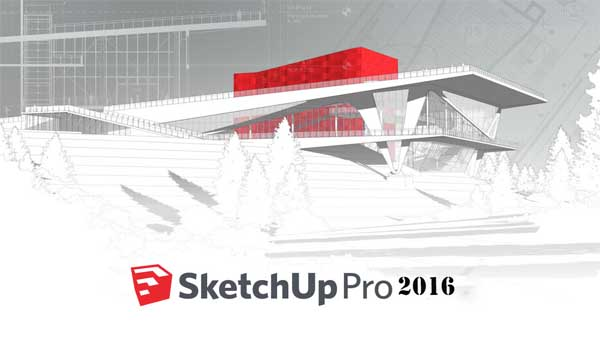 SketchUp Pro 2016 16.1 1451 DMG For Mac Free Download
