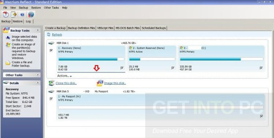 Macrium Reflect 7 All Editions Offline Installer Download