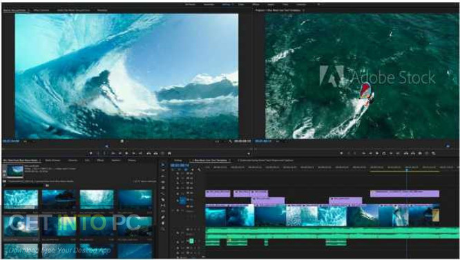 Download Adobe Premiere Pro 2017 v11 DMG For Mac OS