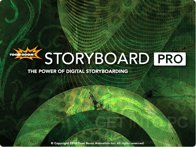 Toon Boom StoryBoard Pro Free Download