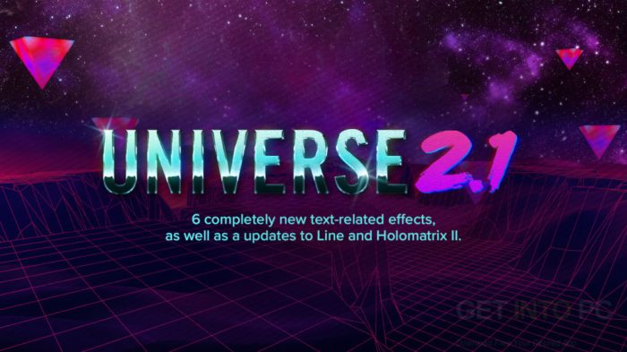 Red Giant Universe 2.1 Plugins Collection Free Download