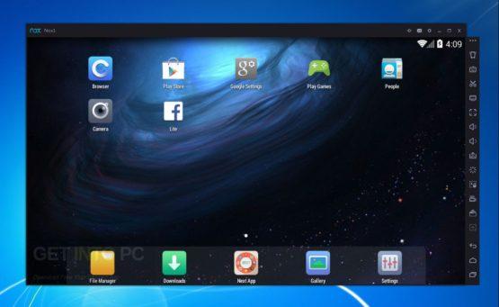 Nox App Player 6.0.1.0 Offline Installer Download