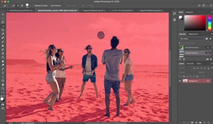 Adobe Photoshop CC 2018 v19.1 x64 Portable Download