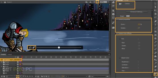 Adobe Animate CC 2018 Portable Offline Installer Download
