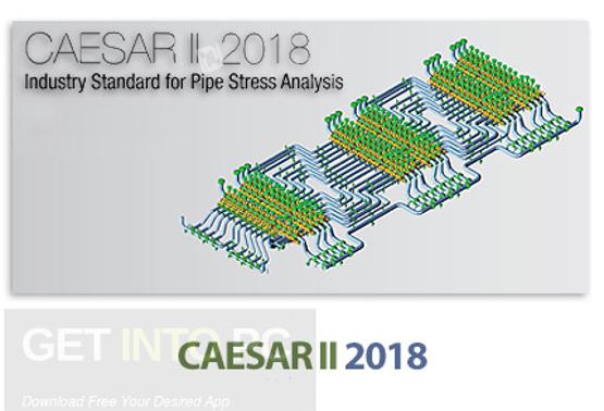 Intergraph CAESAR II 2018 Free Download