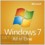 Windows 7 All in One ISO Feb 2018 32 Bit Download