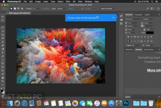 Adobe Photoshop CC 2018 v19.1.2.45971 Offline Installer Download