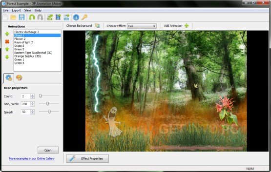 DP Animation Maker 2.0.2 Offline Installer Download