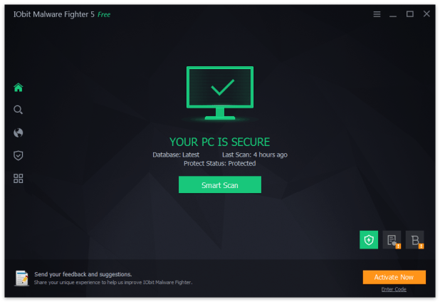 Image result for IObit Malware Fighter Pro 5.6