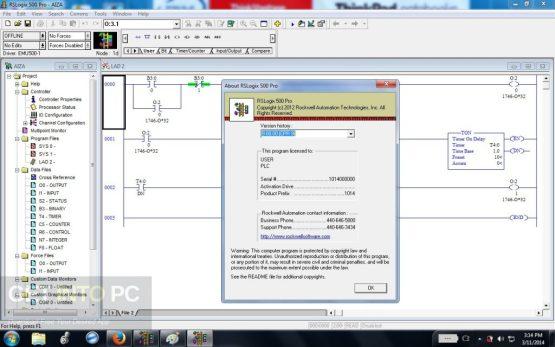 Allen Bradley RSLogix5 v8.0 Direct Link Download