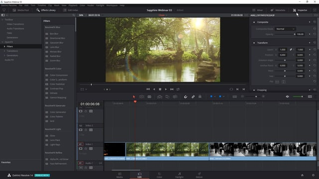 Download BorisFX Genarts Sapphire 11.0.2 for After Effects / Premiere / OFX