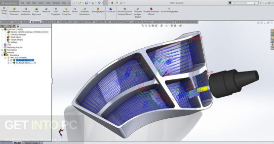 SolidCAM 2017 SP2 HF3 for SolidWorks 2012-2018 Direct Link Download