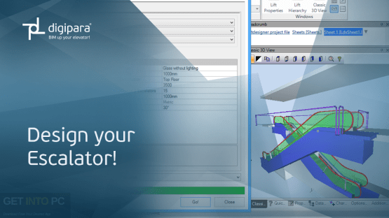Digipara Lift Designer 5.2 Premium Suite Latest Version Download