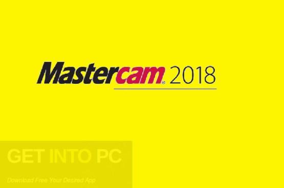 Mastercam 2018 Free Download