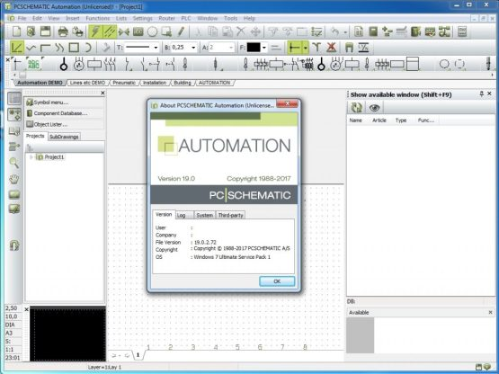 PC SCHEMATIC Automation 19.0.2.72 Direct Link Download