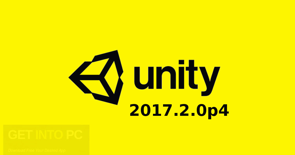Unity Pro 2017.2.0p4 Free Download
