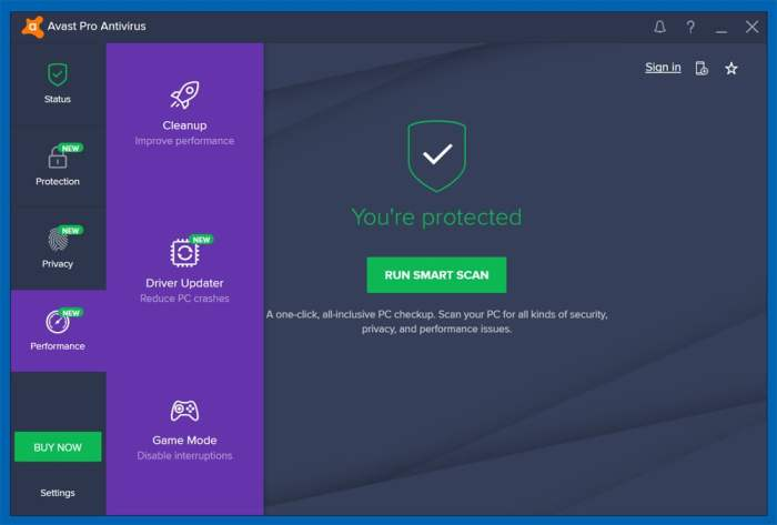 Avast Antivirus Pro 2018 Free Download