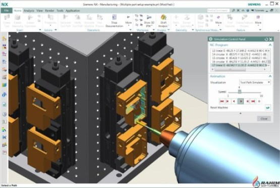 Siemens PLM NX 12.0.1 MP02 Latest Version Download