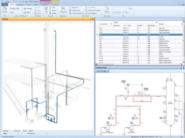 AVEVA Engineering 14.1 SP1 Free Download