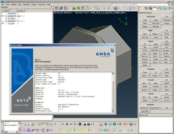 BETA CAE Systems 18.1.2 Latest Version Download