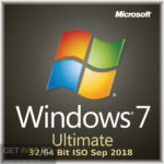 Windows 7 Ultimate 32 / 64 Bit ISO Sep 2018 Download