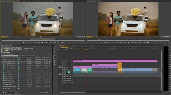 Adobe Premiere Pro CC 2018 v12.1 DMG for Mac Free Download