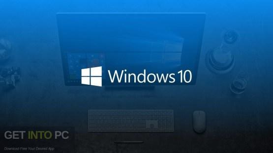 Windows 10 AIO RS5 Feb 2019 Free Download-GetintoPC.com