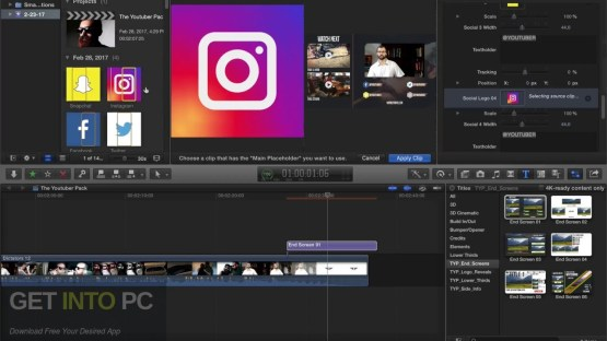VideoHive The Ultimate Titles Pack - Final Cut Pro X & Apple Motion Direct Link download