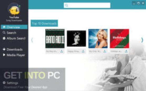 Abelssoft YouTube Song Downloader Plus Direct Link Download GetIntoPC.com