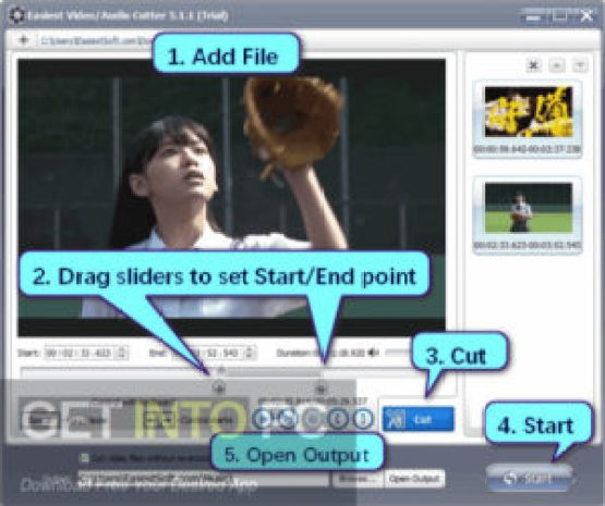 EasiestSoft Movie Editor Latest Version Download GetIntoPC.com