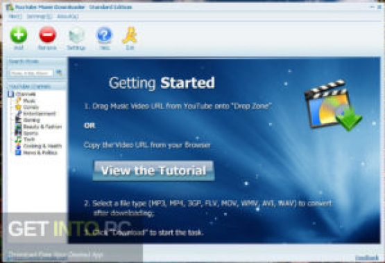 Youtube Movie Downloader Direct Link Download GetIntoPC.com