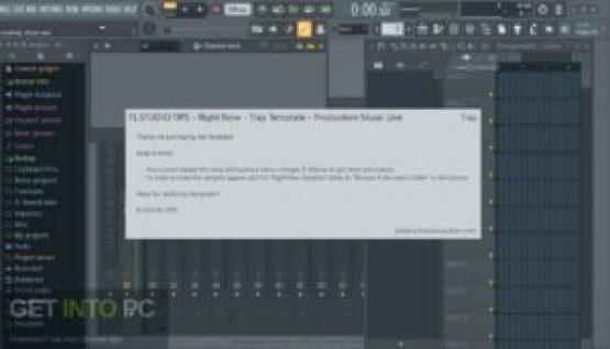 the Production the Music Live Right Now FL Studio 20 (FL STUDiO) Offline Installer Download-GetintoPC.com