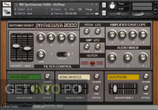 Rhythmic Robot Audio Synthesizer 2000 Direct Link Download-GetintoPC.com.jpeg