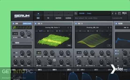 Cymatics - the Catalyst for Xfer Serum Offline Installer Download
