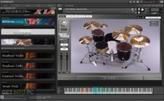 GetGood the Drums the One Kit Wonder: Aggressive Rock (KONTAKT) Offline Installer Download-GetintoPC.com.jpeg