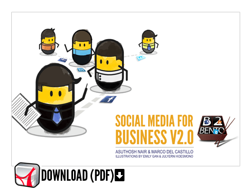 Social Media for B2B Marketing e-book Cover