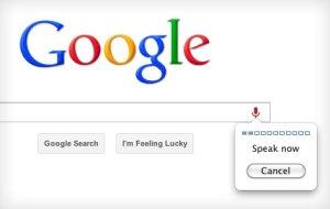 [image: Google Voice Search - Speak Now]