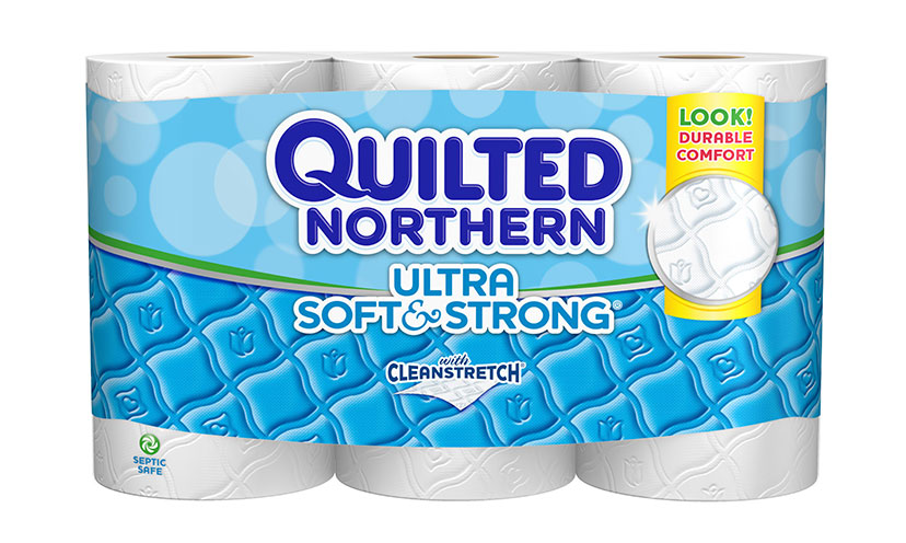 Save $1.50 On Quilted Northern Ultra Soft & Strong!
