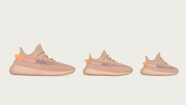 """Adidas Yeezy Boost 350 V2 """"Clay"""" Releasing In Full Family Sizing"""