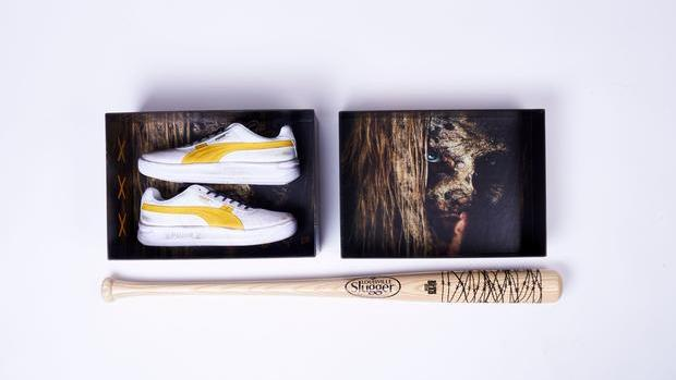 "Foot Locker Unveils ""The Walking Dead"" PUMA Exclusives"