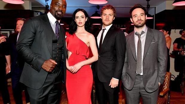 """""""Luke Cage,"""" """"Daredevil,"""" & """"Iron Fist"""" Show Props Will Be Auctioned Off"""