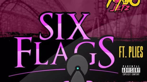 "Tokyo Jetz Grabs Plies For Raunchy Single ""Six Flags"""