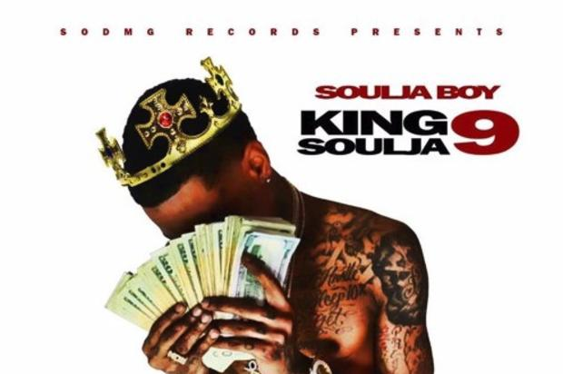 "Soulja Boy Won't Stop Flexin' On ""New Drip 2"""