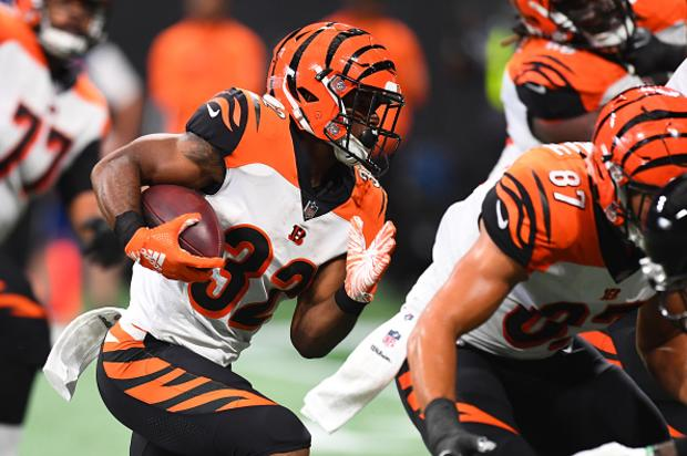 Cincinnati Bengals Running Back Arrested For Third Time This Offseason