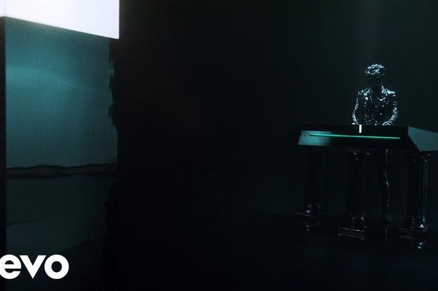 "Pharrell Williams & Gesaffelstein Premiere Video For ""Blast Off"""